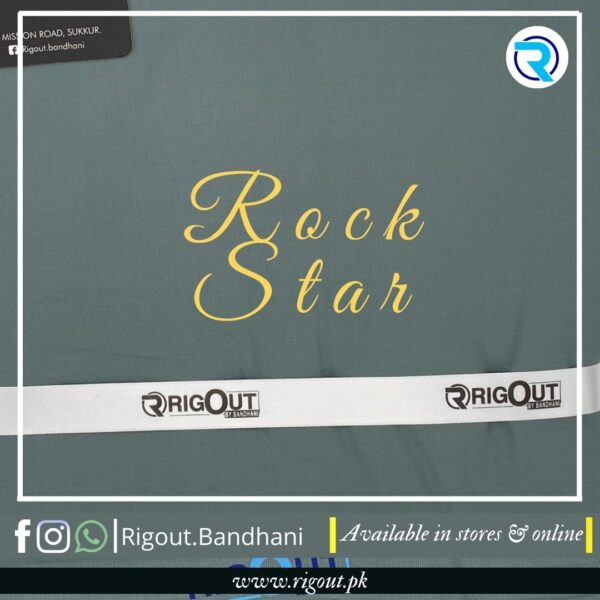 Rock star fabric for elite by rigout 4