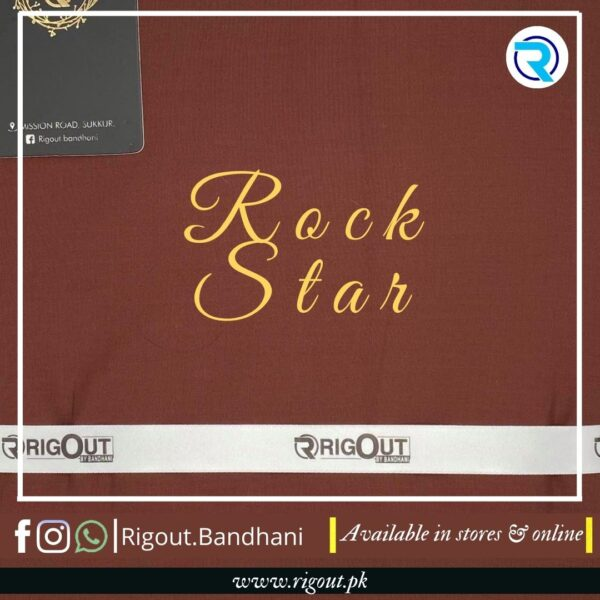 Rock star fabric for elite by rigout 11