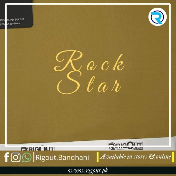 Rock star fabric for elite by rigout 10
