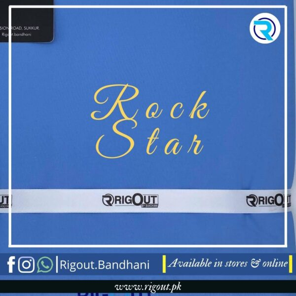 Rock star fabric for elite by rigout 7
